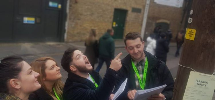 5 reasons why Foxtrail London is the ultimate corporate teambuilding day out