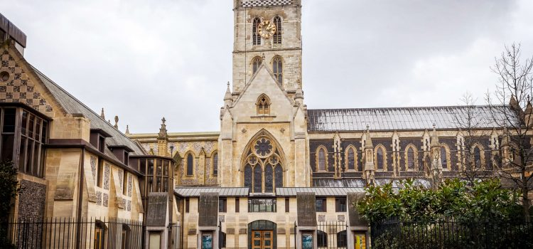 The history of Southwark Cathedral