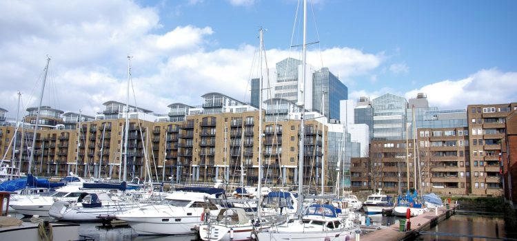 A history of St. Katharine Docks